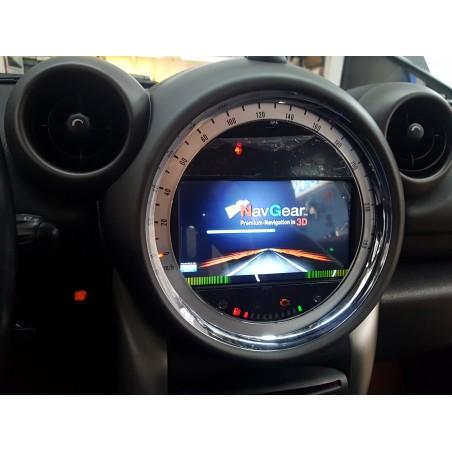 AUTORADIO NAVIGATORE R56 57 60 ANDROID 9.0 QUADCORE PX5 WIFI 4GB RAM 64GB ROM