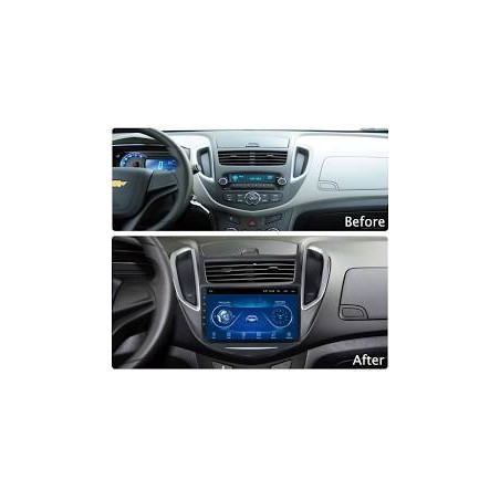 "AUTORADIO NAVIGATORE  9"" CHEVROLET TRAX  2014-2016 ANDROID 9 4 GB 64 GB ROM DSP GIANTECH CARPLAY"