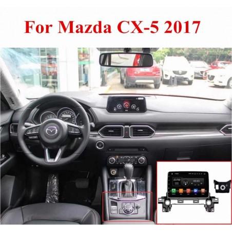 "AUTORADIO NAVIGATORE 9"" MAZDA CX5 ANDROID 10 4GB RAM  64 GB ROM DAL 2016"