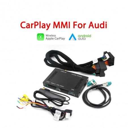 MODULO WIFI Apple CarPlay X  iPhone e Android Auto MINI CAMERE POSTERIORE E ANTERIORE)