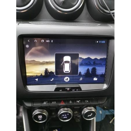 "AUTORADIO NAVIGATORE  9"" DACIA DUSTER LOGAN 10.0 6GB  128 GB ROM CARPLAY"