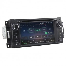 AUTORADIO NAVIGATORE QUADCORE ANDROID 4.4 FORD FOCUS DAL 2012 HD WIFI S160