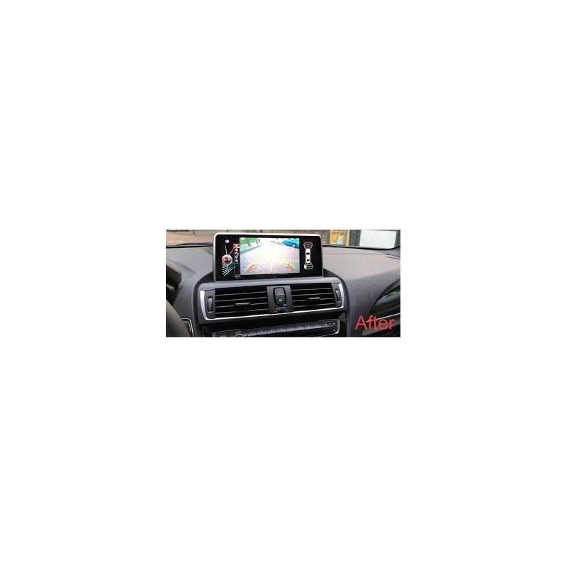 AUTORADIO NAVIGATORE DUALCORE FIAT PANDA 2004-12 HD TOUCH USB