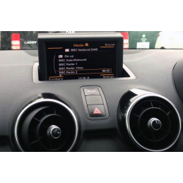 AUTORADIO NAVIGATORE ANDROID 4.4 QUADCORE JEEP DODGE CRYSLER S160 WIFI TOUCH HD
