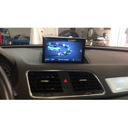 AUTORADIO NAVIGATORE QUADCORE ANDROID 4.4 MAZDA 6 WIFI FULL HD