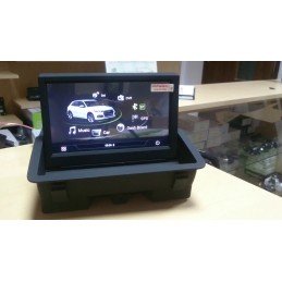 AUTORADIO NAVIGATORE QUADCORE ANDROID 4.4 MX7 S160 HD TOUCH WIFI