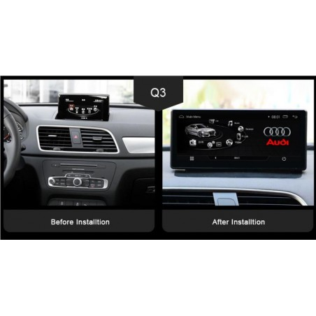 "AUTORADIO NAVIGATORE ANDROID 4.4 QUADCORE SPORTAGE 8"" FULL HD WIFI"