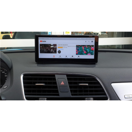 AUTORADIO NAVIGATORE QUADCORE ANDROID 4.4 SANTAFE QUADCORE FULL HD