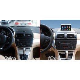 "AUTORADIO NAVIGATORE 7"" BMW..."