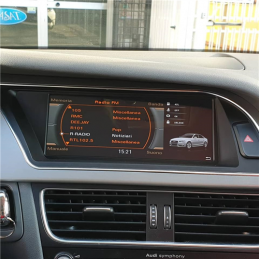 AUTORADIO NAVIGATORE QUADCORE ANDROID 4.4 A3 S3 FULL HD