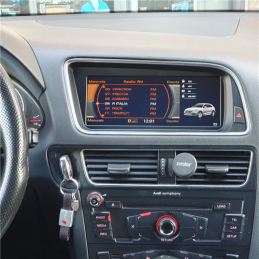 AUTORADIO NAVIGATORE QUADCORE 4.4 BMW X5 S160 WIFI H3G