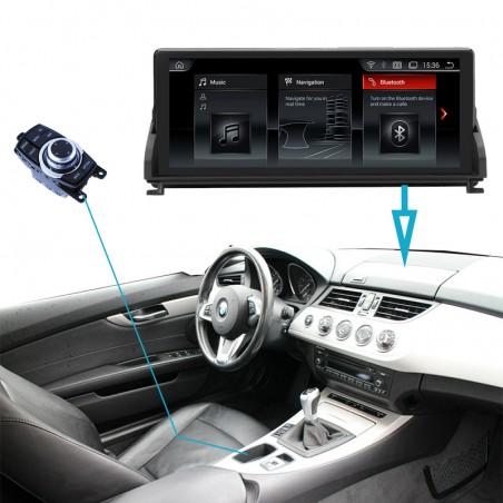 "CARTABLET NAVIGATORE 10,25"" BMW Z4 E89 2009-15 ANDROID 9.0 PX6 2GB RAM 32 GB ROM"