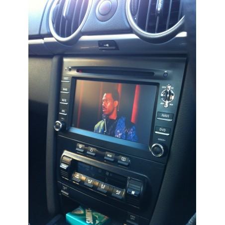"""AUTORADIO NAVIGATORE DVD 9"""" PORSCHE  911 997 (2003-2010) BOXTER (2003-2010) CAYMAN (2003-2010) Carrera (2003-2010) 9.0 4G"""