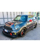 COOPER , ONE , CLUBVAN, COUNTRYMAN, PACEMAN, ROADSTER